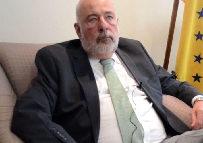 Manoel Gomes Pereira, embaixador do Brasil na Bósnia-Herzegovina