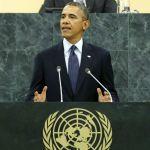 O presidente dos Estados Unidos, Barack Obama. Foto: Rick Bajornas/ UN