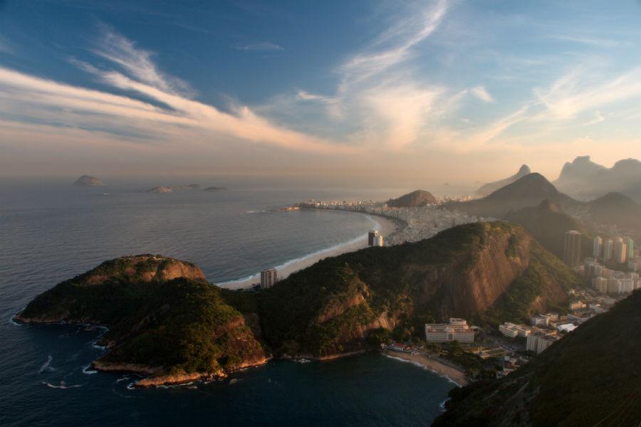 A imagem do Brasil ainda é associada ao turismo. Foto: Christian Haugen / Flickr / Creative Commons