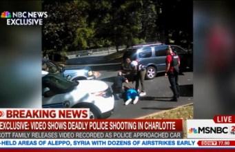 Charlotte Shooting Video