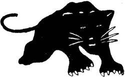 Black Panther Party logo