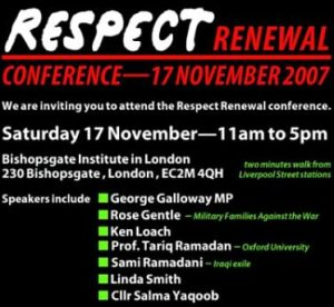 Respect renewal conference