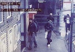 July 7 2005 London subway bombing