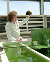 algae researcher