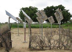 solar power in Sindh