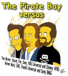 pirate bay nazi missing