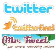 twitter and related sites