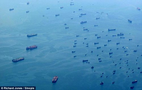 ghost fleet of the recession