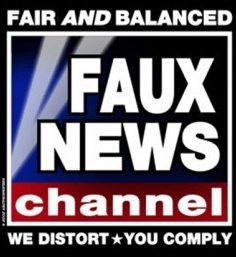 FOXNEWS distort comply