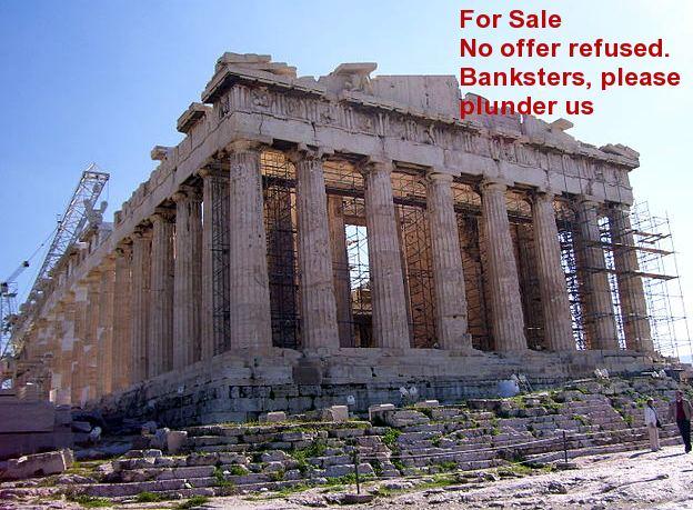 Parthenon-for-sale