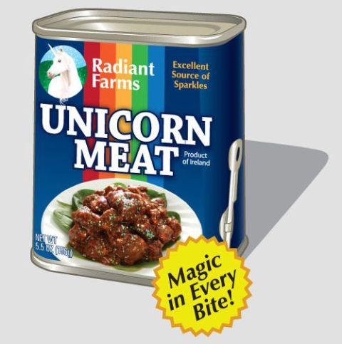 unicorn meat