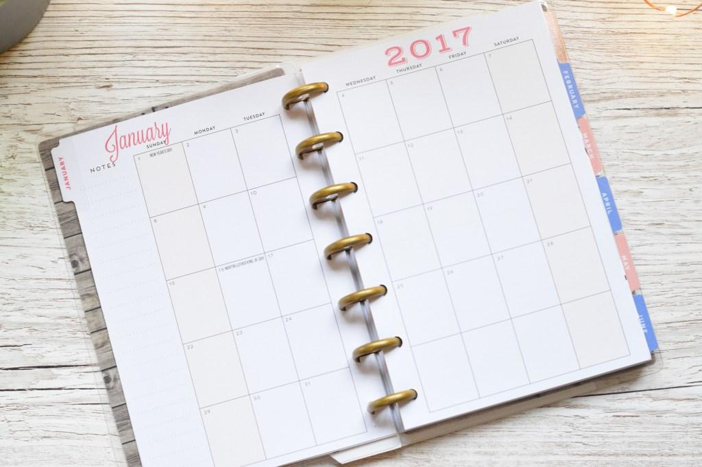 MAMBI calendar