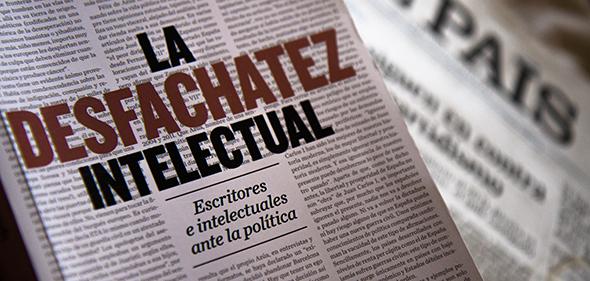 La desfachatez intelectual, Ignacio Sánchez-Cuenca | Reseña