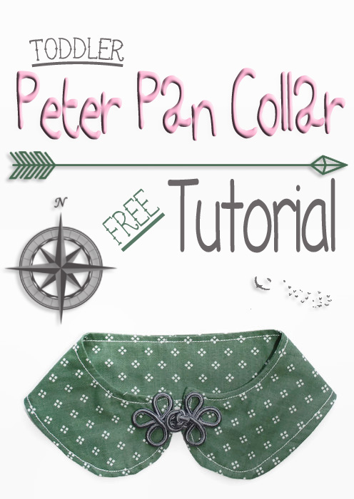 DIY Peter Pan Collar Tutorial