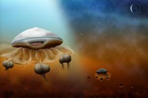 what aliens look like