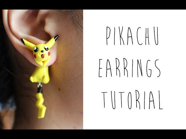 pikachuearrings