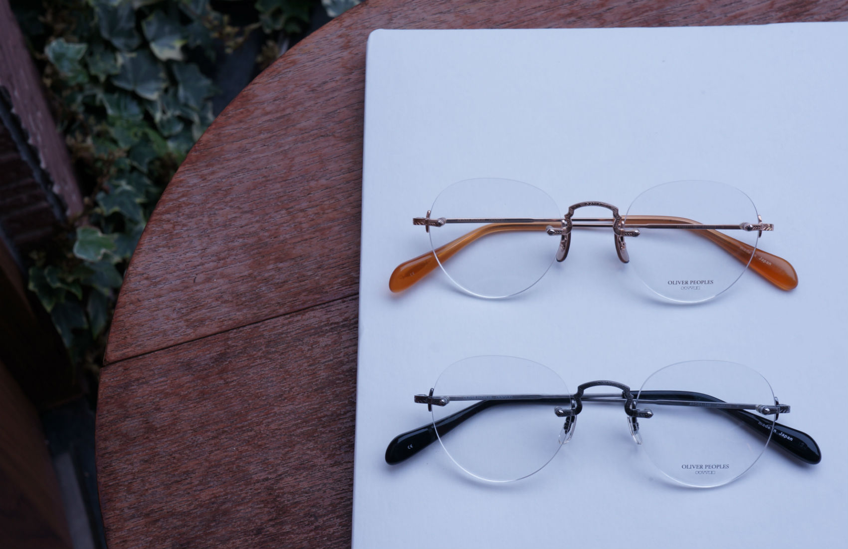 OLIVER PEOPLES ASHFORD