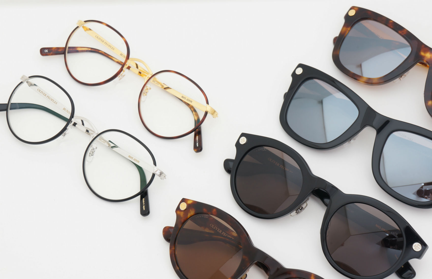 BUNNEY OPTOCALS by OLIVER PEOPLES