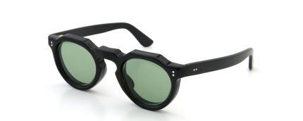 Lesca-vintage_crowne-panto-type-a_Black_8mm_v13_Light-Green-lense_2pin_1