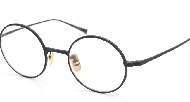 OG × OLIVER GOLDSMITH メガネ Re:PINNER 45size リ:ピナー Col.025 6th-Collection
