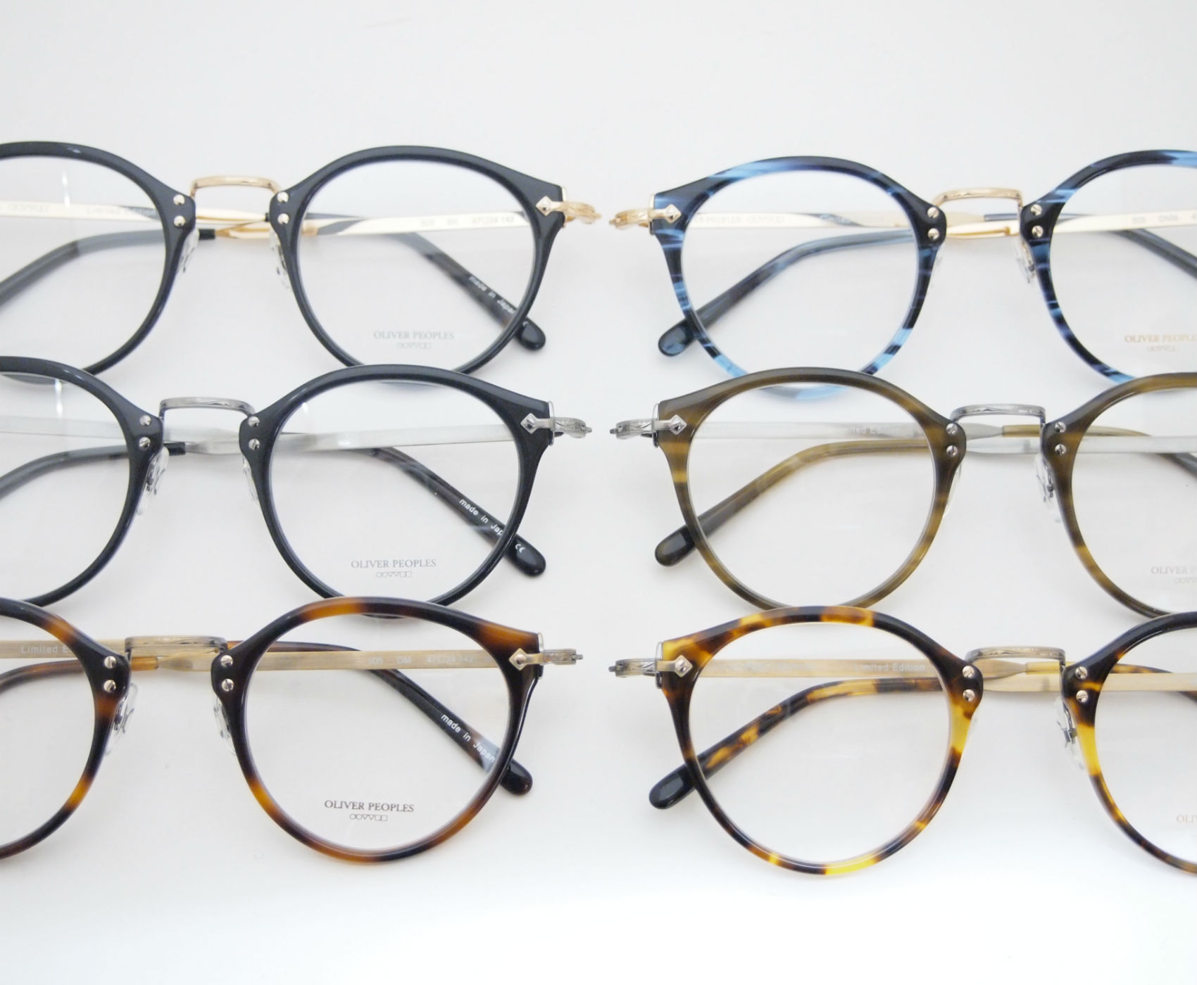 OLIVER PEOPLES OP-505