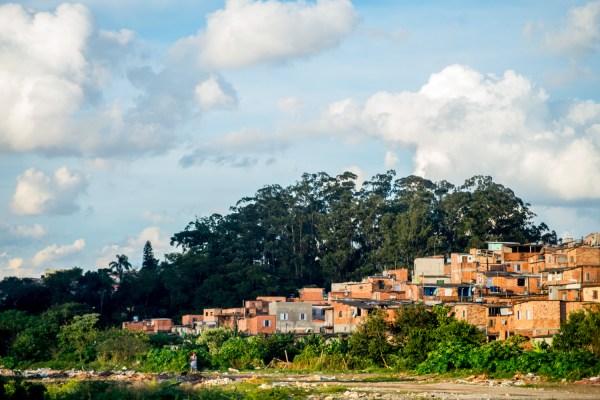 Favela do Sucupira, onde Lucas morava (Foto: Rafael Bonifácio/Ponte Jornalismo)