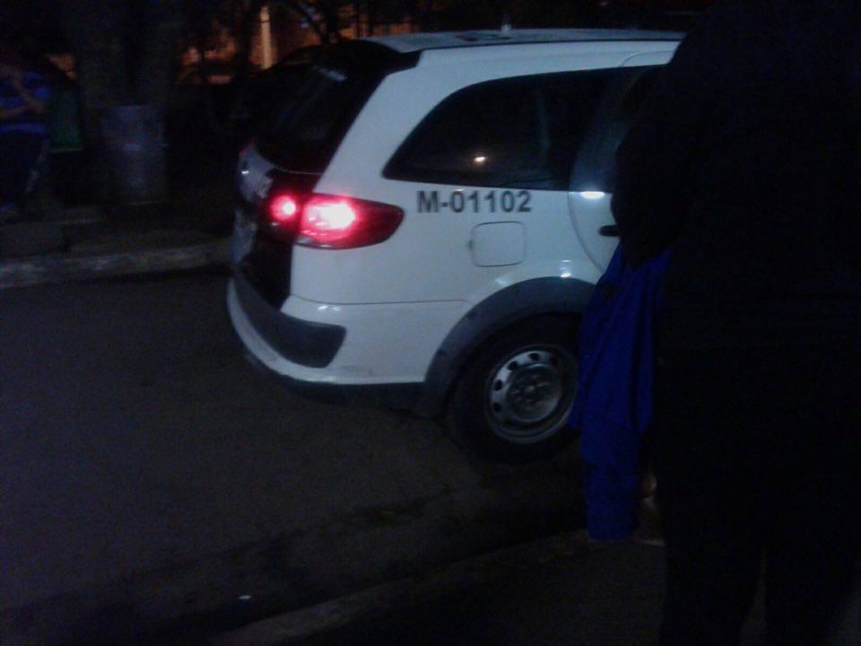 Policiais do 1º BPM, de Santo Amaro, foram até o cemitério interrogar a mãe e o irmão de Cristian (Foto: arquivo pessoal)