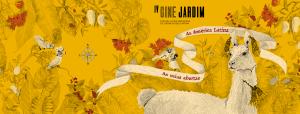 Cine Jardim 2018 Capa Face