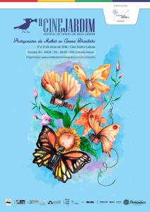 II cine jardim 2016 cartaz