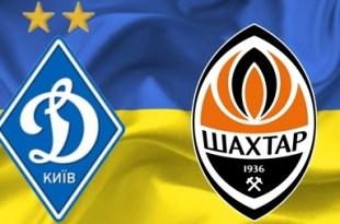 Dinamo Kiev vs Shakhtar Donetsk