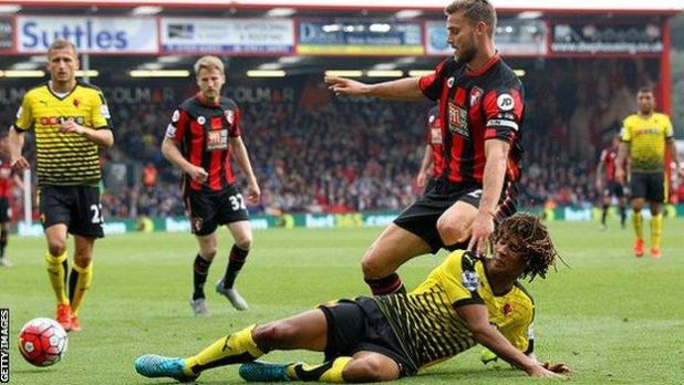 Bournemouth 2 – 2 Watford | Casino.com