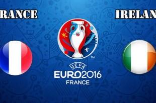 Franţa - Irlanda