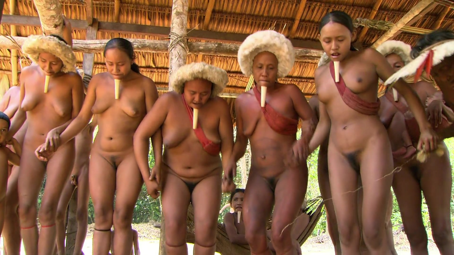 Naked girls of the amazon sexy image