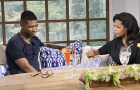 Oprah Asks Usher the Tough Questions