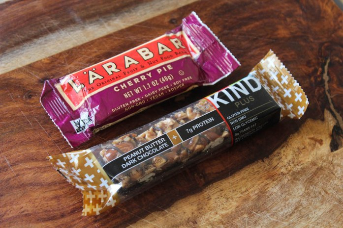 In My Bag - Energy Bars