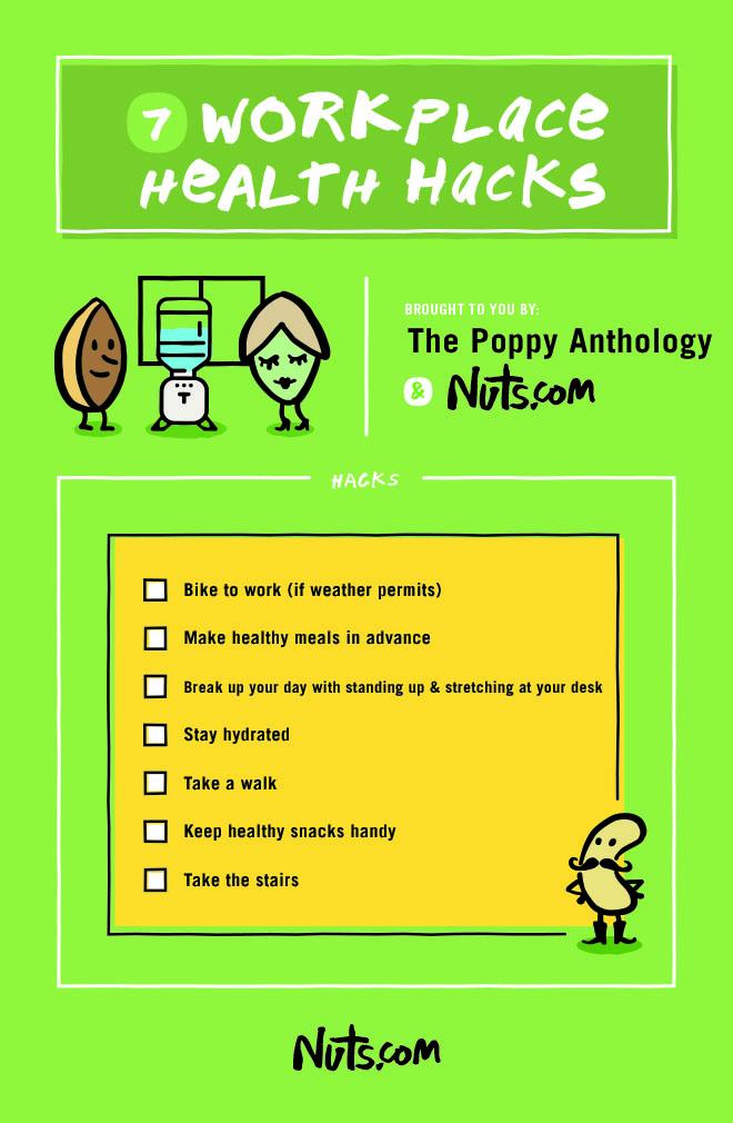 The Poppy Anthology Workplace Hacks