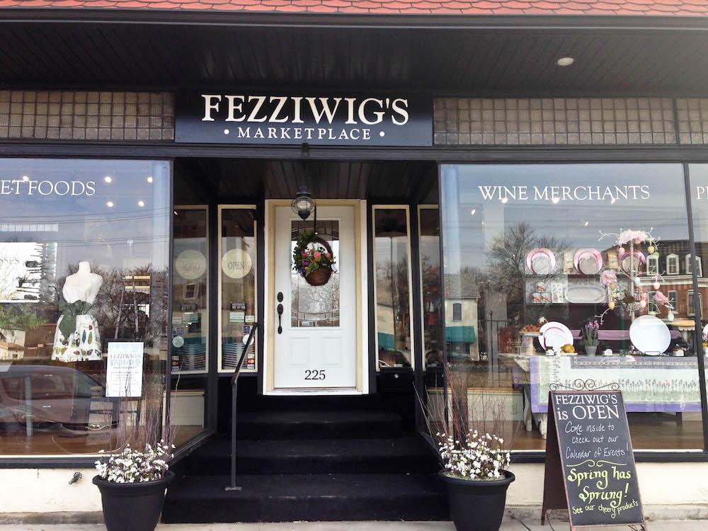 Fezziwig's Tea