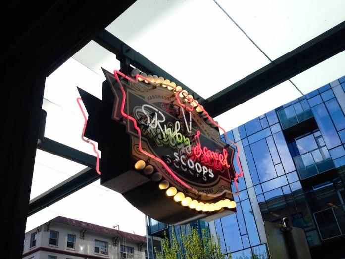 Downtown Portland Ruby Jewel