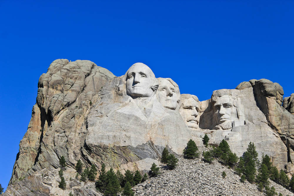 Black Hills Mount Rushmore