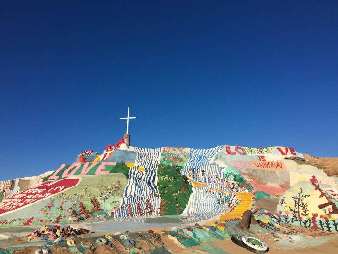 Palm Springs Salvation Mountain
