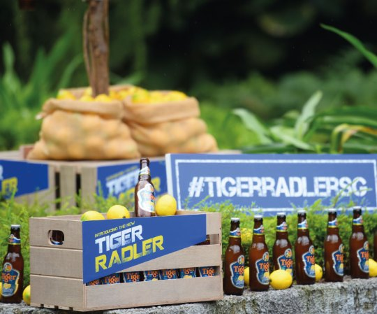 Tiger Radler - Popspoken