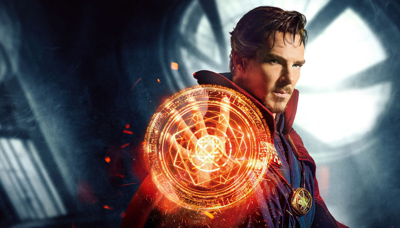 Benedict Cumberbatch Plays a Second Marvel Character in Doctor Strange