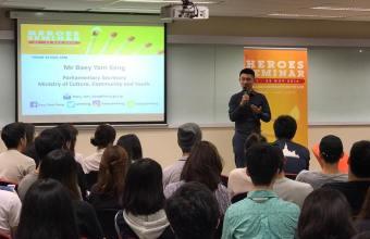 Singapore LGBT Stance, Baey Yam Keng Speaks - Popspoken