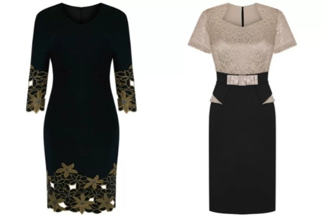 sukienki-dla-puszystych-kolory