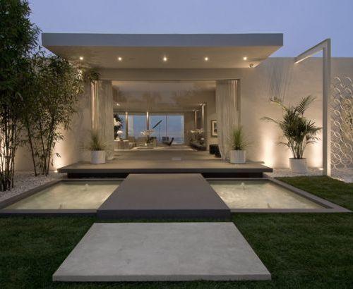 Carla Ridge Residence, Beverly Hills