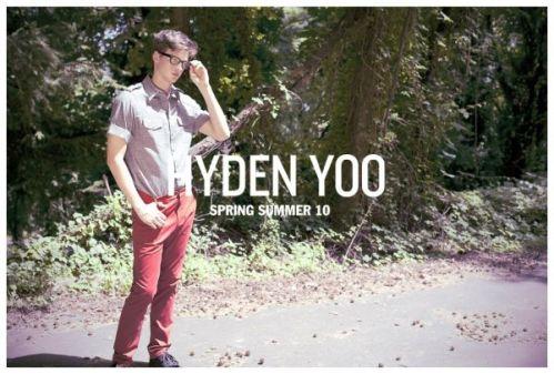 Spring 2010: Hyden Yoo