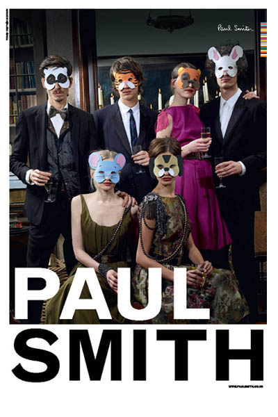 F/W '09: Paul Smith