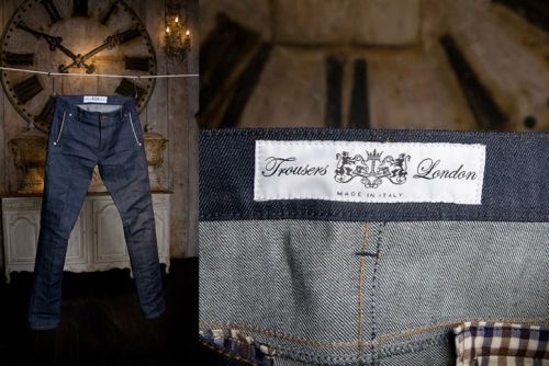 Trousers London Spring + Summer 2010
