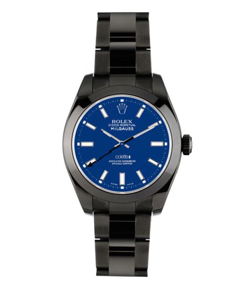 Bamford & Sons x Colette Custom Rolex Watch