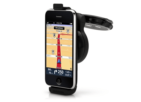 TomTom's iPhone Kit Hits US Apple Store